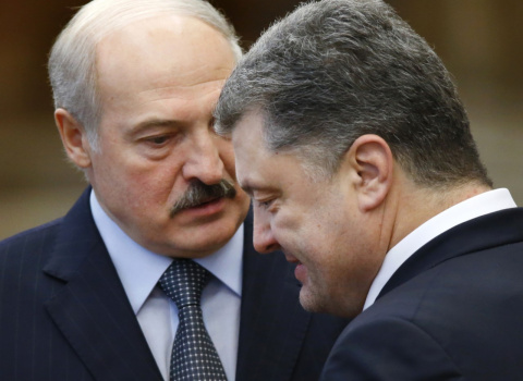 Белоруссия демонстрирует готовность к вызовам с Украины