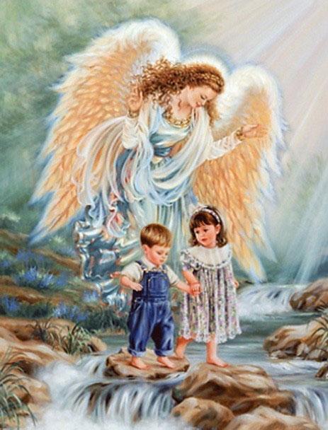 Твой Ангел-Хранитель.