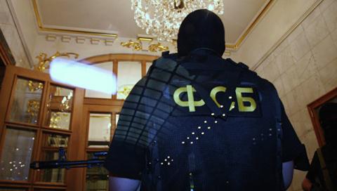 ФСБ задержала в Москве терро…