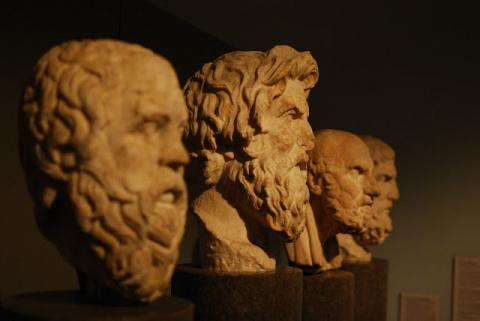 Кто вы из греческих философов? ТЕСТ