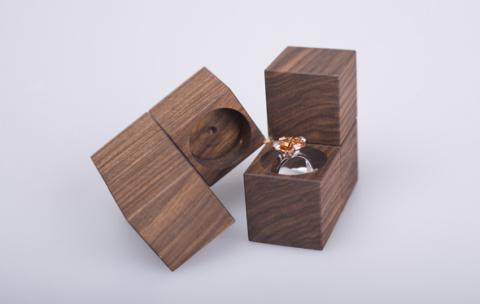 Оригинальная упаковка для кольца)