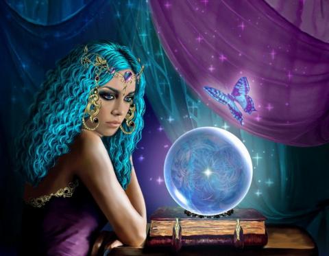 волшебница