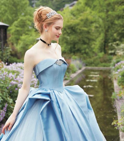 Disney представила свадебные платья для настоящих принцесс