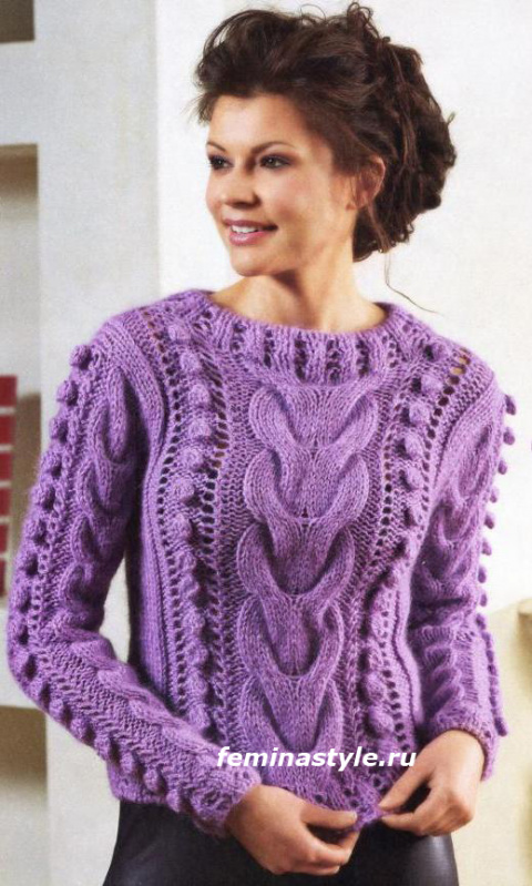 Пуловеры. Часть 2