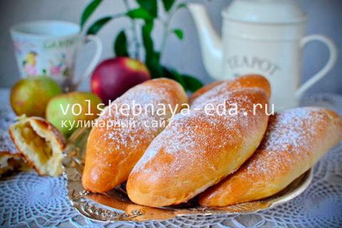 Пироги, пирожки, кнышики и ш…