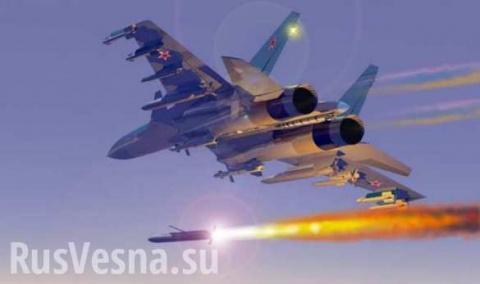 Ловушка для «крыс»: ВКС РФзаманили боевиков и уничтожили 2 лагеря «Аль-Каиды» вСирии (ВИДЕО)