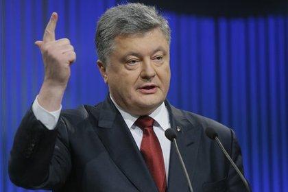 Порошенко приписал Украине решающую роль в победе над Третьим рейхом