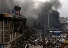 Украина. Прикинуться жертвой