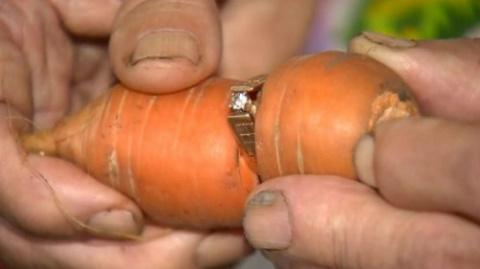 Пропавшее кольцо неожиданно нашлось спустя тринадцать лет