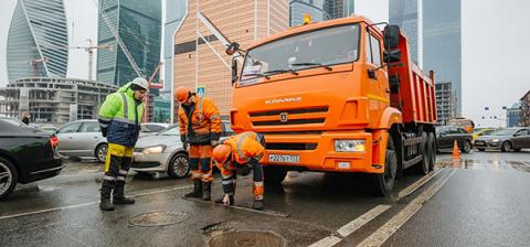 В Совете Федерации предложили запретить ямочный ремонт дорог
