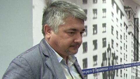 Ищенко рассказал, как работает коррупционная система Порошенко