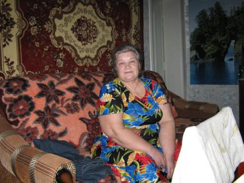 Анна Косьянова (Еньшина)