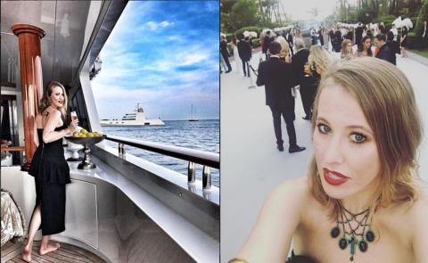 «Нищебродов» не пускать: Собчак предложила ввести в Монако налог с туристов, чтобы бедные не мешали отдыхать богатым