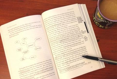 Чтение — не простое перевертывание страниц