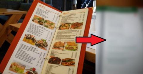 Как распознать плохой ресторан