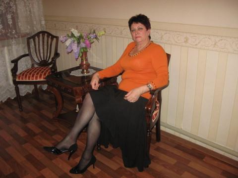 Валентина Запруцкая