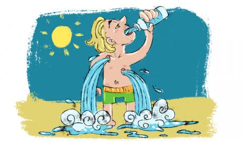 Мифы о воде, верить в которы…