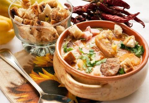 ДЕНЬ ПЕРВОГО БЛЮДА.  Гороховый суп в разных кухнях мира