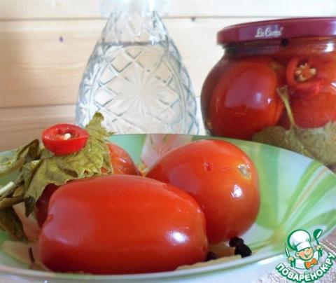 """Маринованные помидоры """"Семей…"""