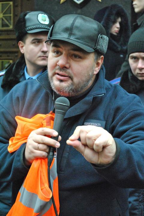 Коцаба про украинскую власть…