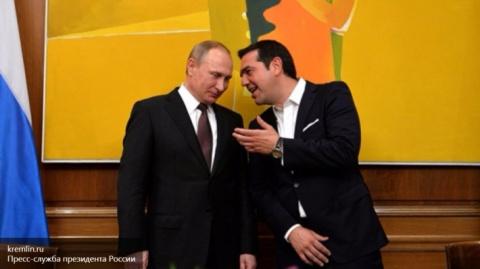 Путин: Евросоюзу нужна Росси…