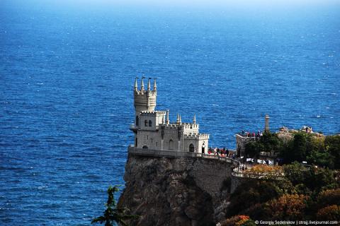 Украинцы хотят сделать Крым …