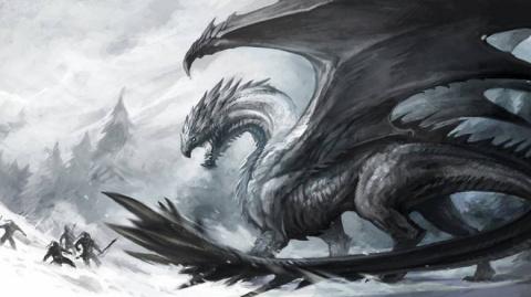 Откуда пошли легенды о драконах