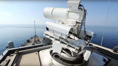 ВМС США испытали в Персидско…
