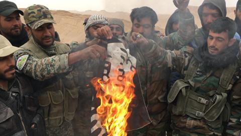 Добить раненого зверя. Сирийская армия готовится к прорыву на Дейр-эз-Зор