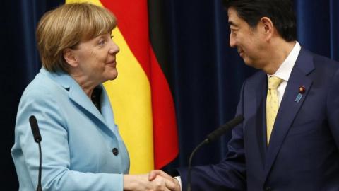 Япония в НАТО: миф или реальность?