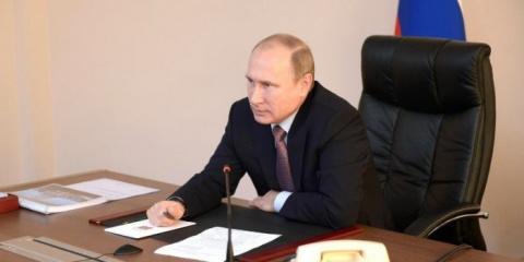 Путин призвал противостоять …