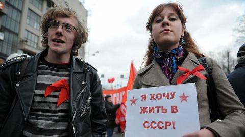 Давайте не будем врать про СССР и сравним уровень жизни СССР и США
