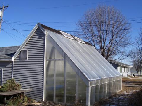 Едоков из Миннесоты будут обеспечивать продуктами даже зимой. Новый проект на Кикстартере