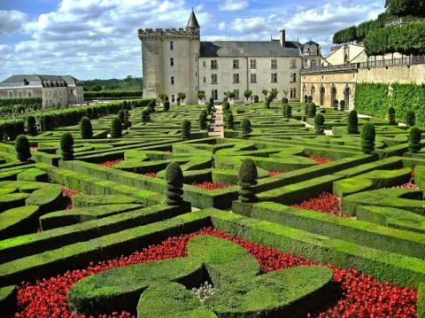 Самые интересные замки долины Луары, Франция