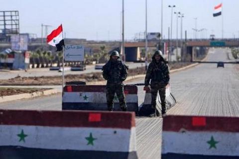 Армия Сирии полностью освободила город Эс-Сухна от боевиков