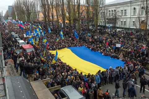 «на» или «в» Украине...