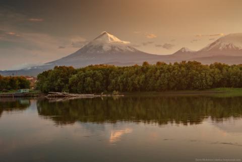 Камчатские пейзажи