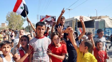 Сирия: будущее без паранджи …