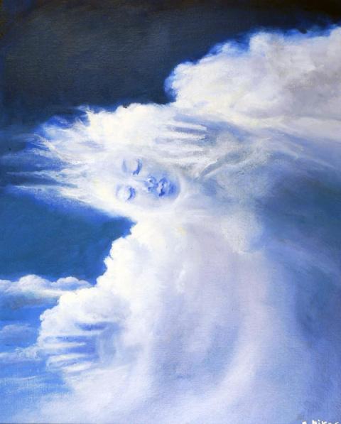 Сон облака