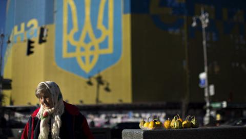 Василий Волга: каждый украинец стал в пять раз беднее, чем был в 2014-м году