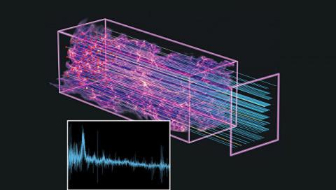 Крупнейшие черные дыры Вселенной подтвердили существование темной энергии