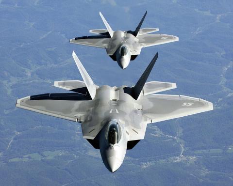 ВВС США побеждают российские…