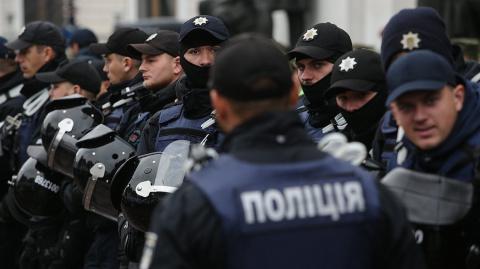 Жители Киева жестоко избили …