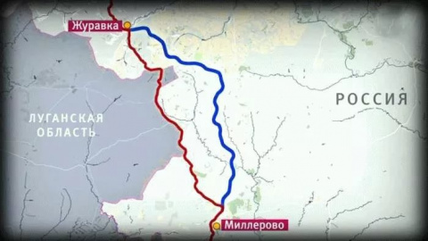 Железная дорога в обход Укра…