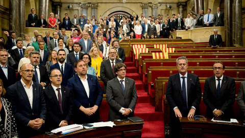 Парламент Каталонии утвердил…