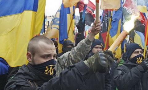Новости Украины: Укронацист призывает 2 мая устроить в Одессе «сафари на ватников»