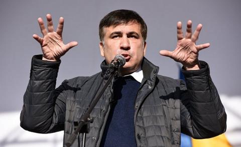 Саакашвили — кролик-энерджайзер Украины. The Washington Post, США