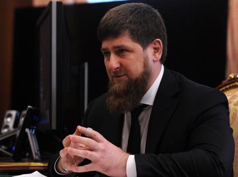 По утверждению Кадырова слух…