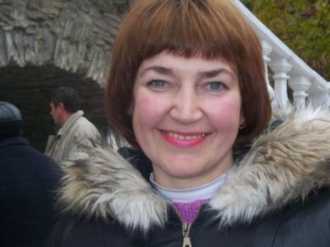 Лариса Щербак
