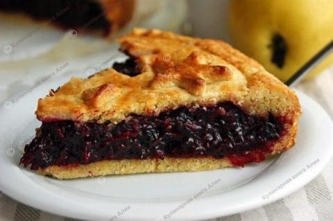 Идеальный ягодный пирог. Еле…